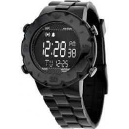 Uhrenarmband Adidas ADH1769 Kunststoff Schwarz 16mm