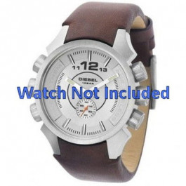 Uhrenarmband Diesel DZ4120 Leder Braun 20mm