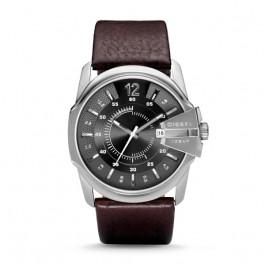 Uhrenarmband Diesel DZ1206 / DZ2064 Leder Braun 27mm