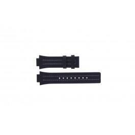 Uhrenarmband Festina F16224-5 Leder Lila 14mm