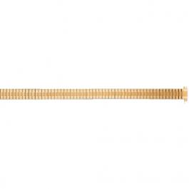 Uhrenarmband Universal FEB603 Stahl Vergoldet 8-10mm