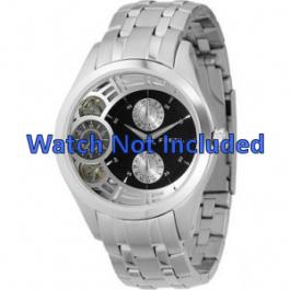 Uhrenarmband Fossil ME1011 Stahl 22mm