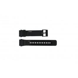 Uhrenarmband Adidas ADH6092 Kunststoff Schwarz 22mm