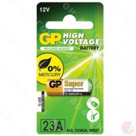 GP Andere Batterie 23AE / A23 / V23GA / MS21 / MN21 - 12v