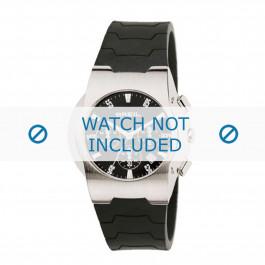 Breil Uhrenarmband 2519773538 Kunststoff Schwarz