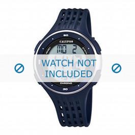 Calypso Uhrenarmband K5664-2 Kunststoff Blau