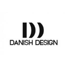 Uhrenarmband Danish Design IQ13Q975 Leder Schwarz 20mm