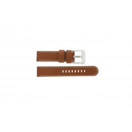 Danish Design Uhrenarmband IQ12Q712 Leder Braun 20mm