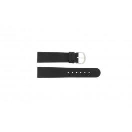 Uhrenarmband Danish Design IQ13Q732 Leder Schwarz 20mm
