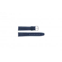 Davis Uhrenarmband blau B0084 14mm
