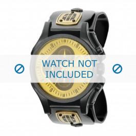 Diesel Uhrenarmband DZ4134 Metall Schwarz 18mm