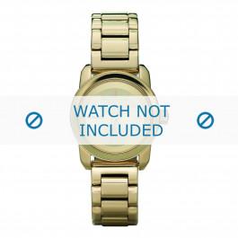 Diesel Uhrenarmband DZ5242 Rostfreier Stahl Gold 16mm