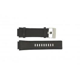 Diesel Uhrenarmband DZ4102 Leder Braun 21mm