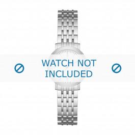 DKNY Uhrenarmband NY2509 Metall Silber 14mm
