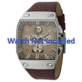 Uhrenarmband Diesel DZ9038 Leder Braun 32mm