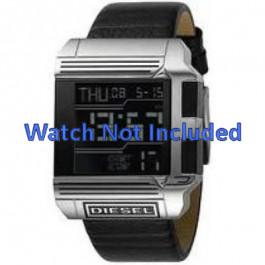 Uhrenarmband Diesel DZ7113 Leder Schwarz 26mm