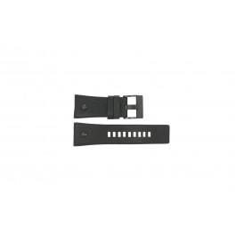 Uhrenarmband Diesel DZ7127 Leder Schwarz 29mm