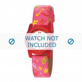Esprit Uhrenarmband ES000FA4-40RZ / 000FA4032 Leder Rosa