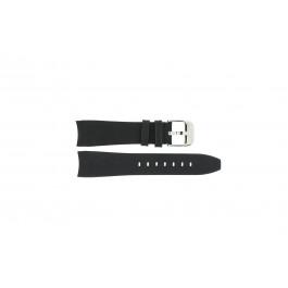 Uhrenarmband Festina F16592.6 Leder Schwarz 21mm