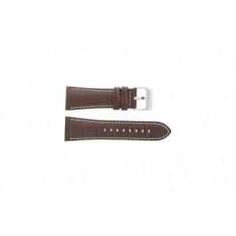 Uhrenarmband Festina F16235-5 Leder Braun 28mm