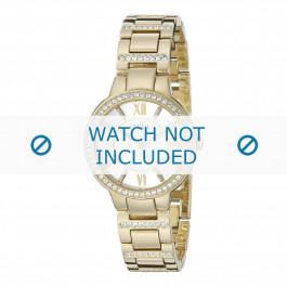 Uhrenarmband Fossil ES3283 Stahl Vergoldet 8mm