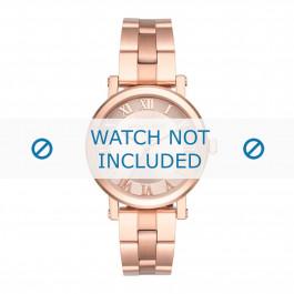 Michael Kors Uhrenarmband MK3561 Metall Rosé 18mm