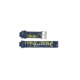 Uhrenarmband Adidas ADH6106 Kautschuk Blau 16mm