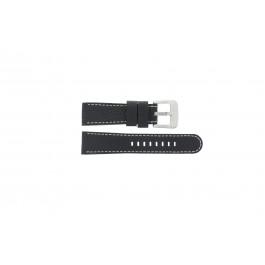 Uhrenarmband Danish Design IQ13Q712 Leder Schwarz 20mm