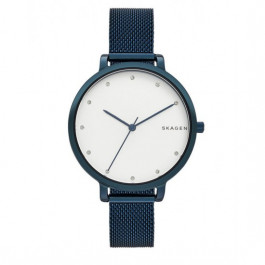 Skagen SKW2579 Quartz Uhr Frau Blau