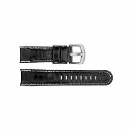 Uhrenarmband TW Steel TWB112L Leder Stahl 24mm