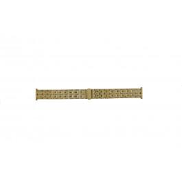 Uhrenarmband Morellato U0131154 Stahl Vergoldet 20mm