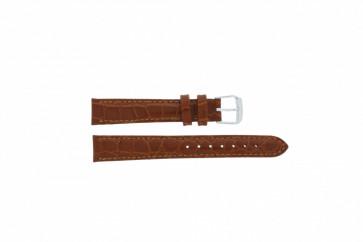 Uhrenarmband Condor 119R.03 Leder Braun 12mm