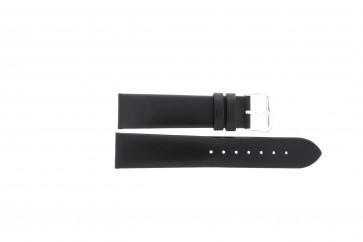 Uhrenarmband Condor 241R.01 Leder Schwarz 20mm