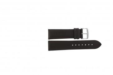 Uhrenarmband Universal 283R.02 Leder Braun 24mm