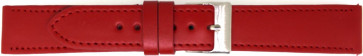 Uhrenarmband Universal 804.06.14 Leder Rot 14mm