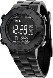 Adidas Uhrenarmband ADH1769 Silikon Schwarz 16mm