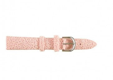 Davis Uhrenarmband rosa 18mm B0233