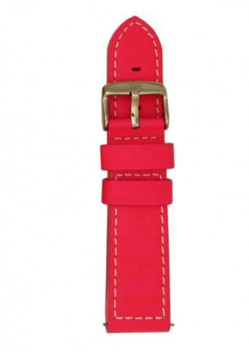 Davis Uhrenarmband rosa 20mm B0261