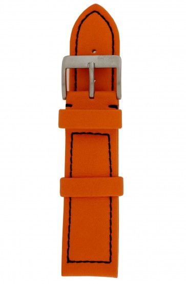 Davis Uhrenarmband orange 24mm BB1276