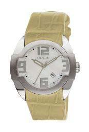 Breil Uhrenarmband BW0051 Leder Beige