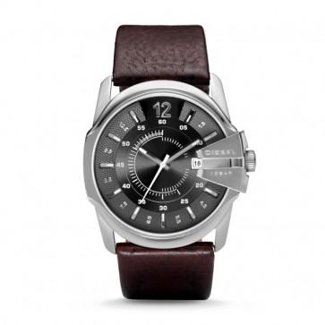 Diesel Uhrenarmband DZ-1206 / DZ-1234 / DZ-1259 / DZ-1399 Leder Braun 27mm