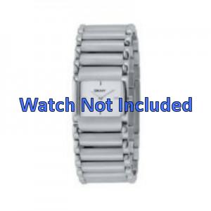 DKNY Uhrenarmband NY-3109 einschließlich Uhrengehäuse
