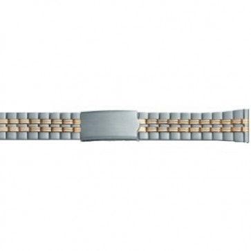 Uhrenarmband Stahl 20mm DD100