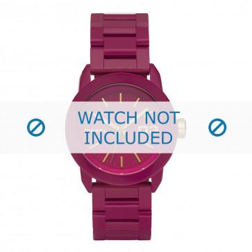 Diesel Uhrenarmband DZ5265 Metall Rosa 20mm