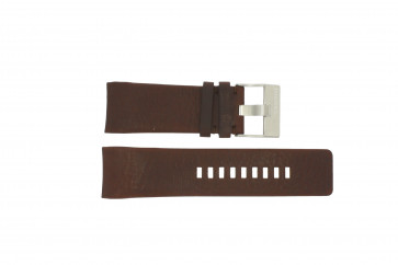 Diesel Uhrenarmband DZ4029 Leder Braun 28mm