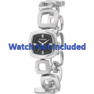 Uhrenarmband Fossil ES1884 / ES1869 / ES1964 Stahl 11mm