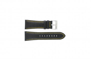 Uhrenarmband Festina F16235/7 Leder Schwarz 28mm