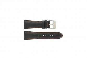 Uhrenarmband Festina F16235-3 Leder Schwarz 28mm