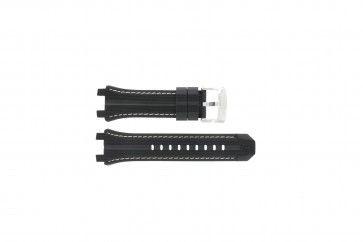 Uhrenarmband Festina F16350/1 Kautschuk Schwarz 23mm