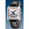 Uhrenarmband Festina F16294 / F16235-J Leder Schwarz 28mm